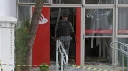 Moradores de Pilar do Sul ficam sem serviços bancários após ataques a agências