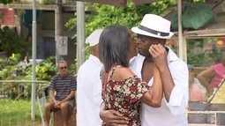 Minas ao Luar leva seresta à Praça Duque de Caxias, no bairro Santa Tereza, em BH
