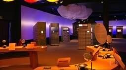 O Museu do Amanhã inaugura uma nova exposição nesta terça-feira