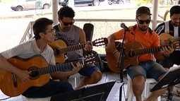 Dia Nacional do Choro foi comemorado no último domingo(23) em Montes Claros