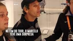 Vai, Corinthians - Torcedor que comprou o ingresso de número 3 milhões teve uma surpresa