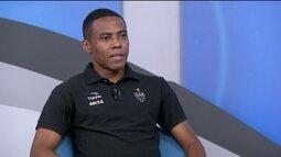 Elias fala sobre última passagem no futebol europeu e sonho de jogar na Seleção Brasileira