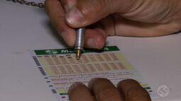 Mega-Sena acumulada atrai apostadores nas lotéricas do Sul do Rio