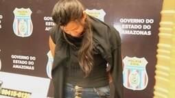 Mulher é presa com mais de 10 kg de drogas em aeroporto de Manaus
