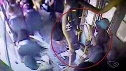 Polícia divulga vídeos de assaltos e pede ajuda para identificar suspeitos no ES