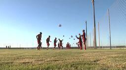 CRB se prepara para a primeira final do Campeonato Alagoano