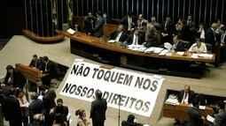Veja como a bancada de Mato Grosso votou na reforma trabalhista