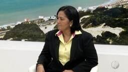 Nova Secretária de Segurança do RN fala sobre desafios na segurança pública do estado
