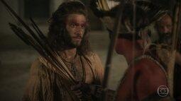 Joaquim dá adeus aos Tucaré