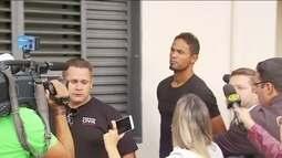 Goleiro Bruno se apresenta na delegacia em Varginha e foi para a prisão