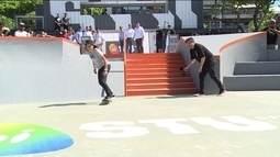 Desafio internacional de skate street ganha destaque por ser esporte olímpico