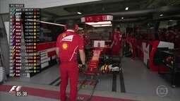 Pilotos fazem 1º treino livre para o GP da Rússia de Fórmula 1