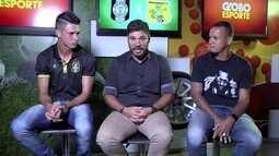 Romarinho e Souza convocam os torcedores para a final do Candangão