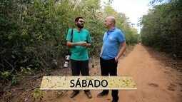 Chamada: Rodrigo Vargas mostra os convidados do Pelo Cariri deste sábado (29)