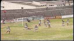 Os melhores momentos de Desportiva Ferroviária 0 x 0 Portuguesa, pelo Brasileirão 1993