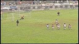 Os gols de Portuguesa 3 x 1 Desportiva Ferroviária, pelo Brasileirão 1993