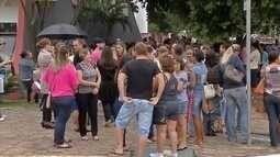 Cidades do interior também registraram protestos em dia de paralisação nacional