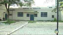 Em Caruaru, obras no Hospital São Sebastião estão perto de serem concluídas