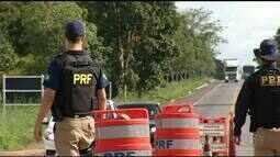 PRF começa operação para o feriado do Dia do Trabalhador