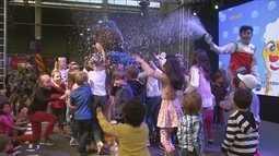 Feira voltada para o público infantil movimenta o comércio de Chapecó até segunda (1)