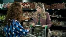 Conflito no supermercado