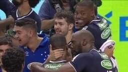 Pontos finais: Cruzeiro 3 x 1 Taubaté pela final da Superliga masculina de vôlei