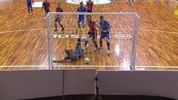 Os gols de Joinville 2 x 4 Joaçaba pela Liga Nacional de Futsal