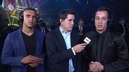 Rodriguinho fala sobre o que espera do Corinthians no Campeonato Brasileiro