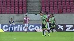 Melhores momentos: Náutico 0 x 0 América-MG pela 1ª rodada da Série B do Brasileirão