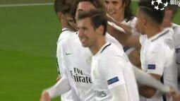 Top 10 Golaços na Liga dos Campeões da Uefa: Meunier (Paris Saint Germain)