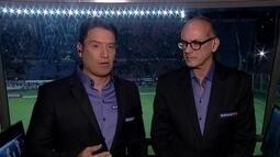 Lédio Carmona vê um castigo derrota e eliminação do Flamengo na Libertadores