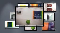 Arte: veja obras da exposição 'Espelho no espelho', de Carlos Fajardo