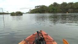 Parte 1: Aventure-se com o 'Zapp' em uma expedição de Caiaque