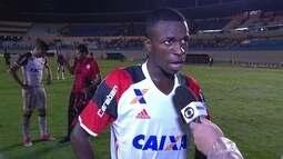 Vinícius Junior agradece reconhecimento da torcida e diz que está mais tranquilo