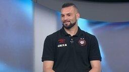 Weverton descarta Europa e quer se manter no futebol brasileiro