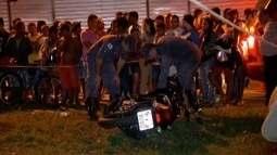 Duas pessoas morrem em acidente entre carreta e moto em Coronel Fabriciano