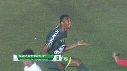 Mário Bittencourt fala sobre decisão na Conmebol que puniu a Chapecoense na Libertadores