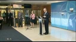 Membros da Otan discutem combate ao terrorismo em encontro na Bélgica