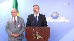 Ministro Raul Jungmann afirma que ação de Temer foi tomada com base na Constituição