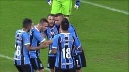 Com goleada, Grêmio derrota o Zamora e garante liderança do grupo 8 da Libertadores