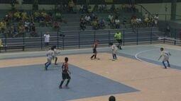 Constelação vence o Tiradentes por 2 a 0 no primeiro joga da final do Roraimense Sub-12