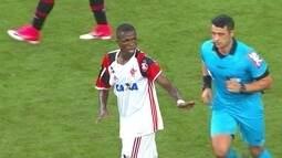 Confira alguns lances de Vinicius Junior na partida contra o Atlético-PR