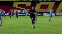 Melhores momentos de Sport 4 x 3 Grêmio pela terceira rodada do Campeonato Brasileiro