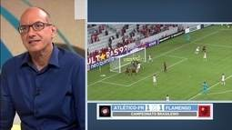Lédio Carmona analisa campanha do Flamengo no Campeonato Brasileiro