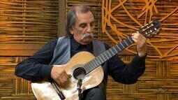 Lucio Yanel & Grupo de Cordas da Orquestra da UCS se apresentam no 'Galpão' (bloco 3)