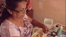 Pelo Cariri bate um papo esperto com a artista plástica Rita de Cássia