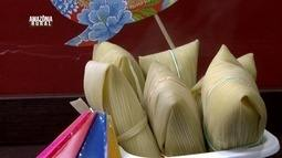 Parte 2: Aprenda fazer uma pamonha recheada