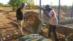 Construção civil faz número de empregos crescer no Tocantins