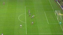 Gol do Corinthians! Marquinhos Gabriel faz um belo gol, aos 47' do 2º tempo