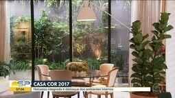 Casa Cor 2017 mostra tendências de flores e plantas nos ambientes internos